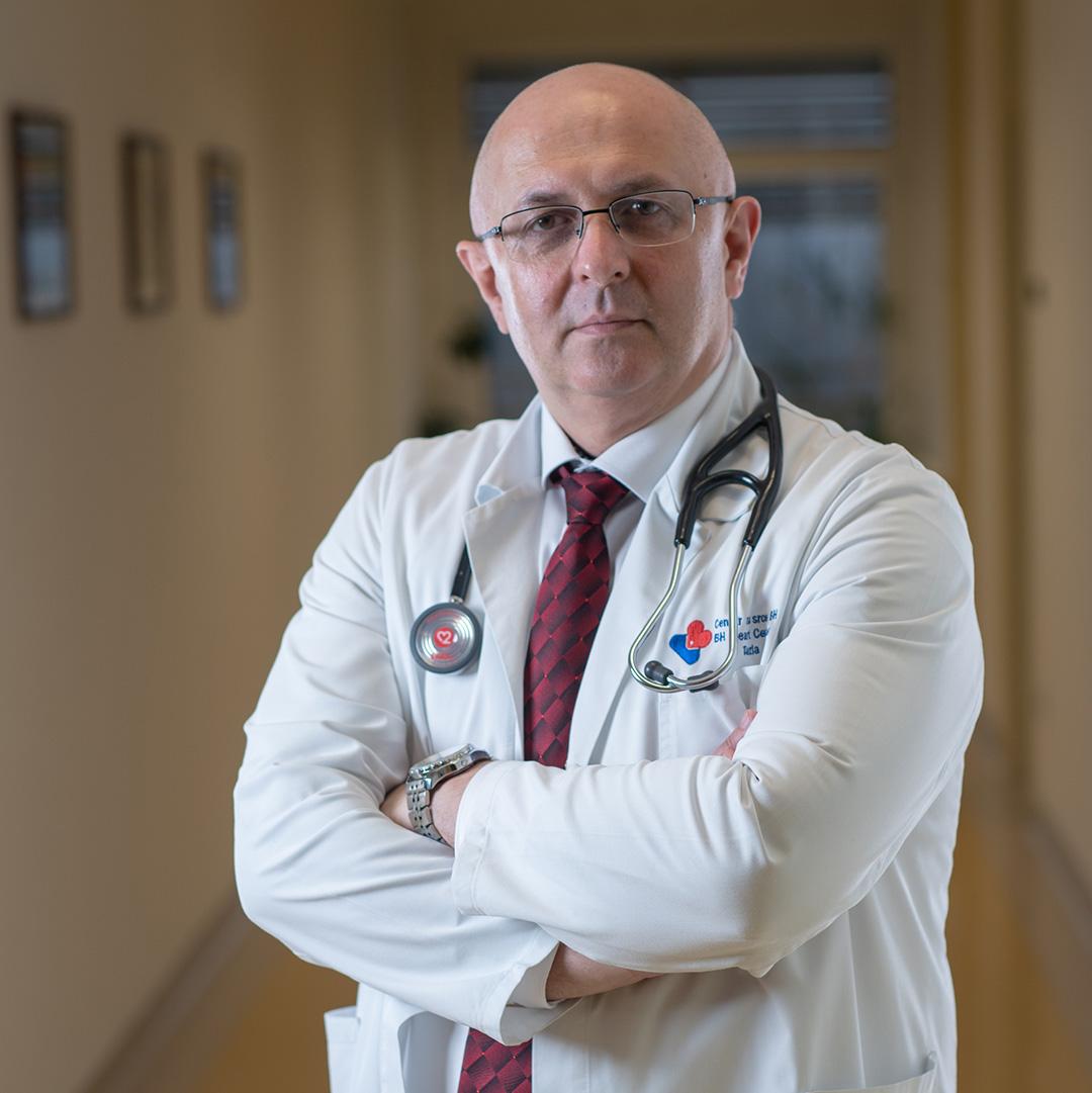 Prof.dr.med.sci Elmir Jahić
