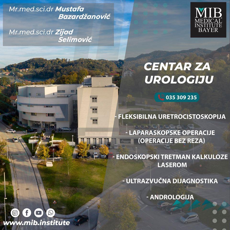 Centar za urologiju – INFO