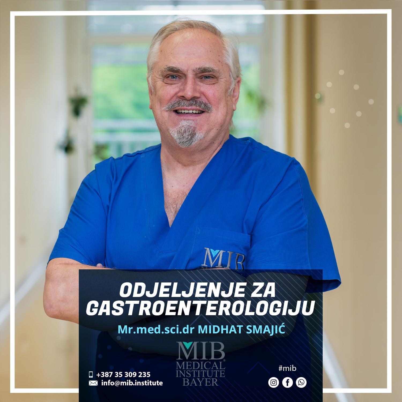 Odjeljenje za gastroenterologiju