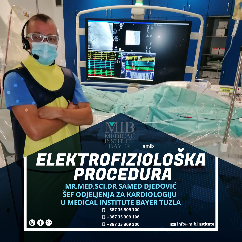 Elektrofiziološka procedura